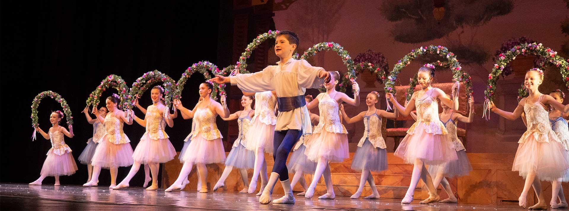 Dance of the Garden City Ballet The Nutcracker