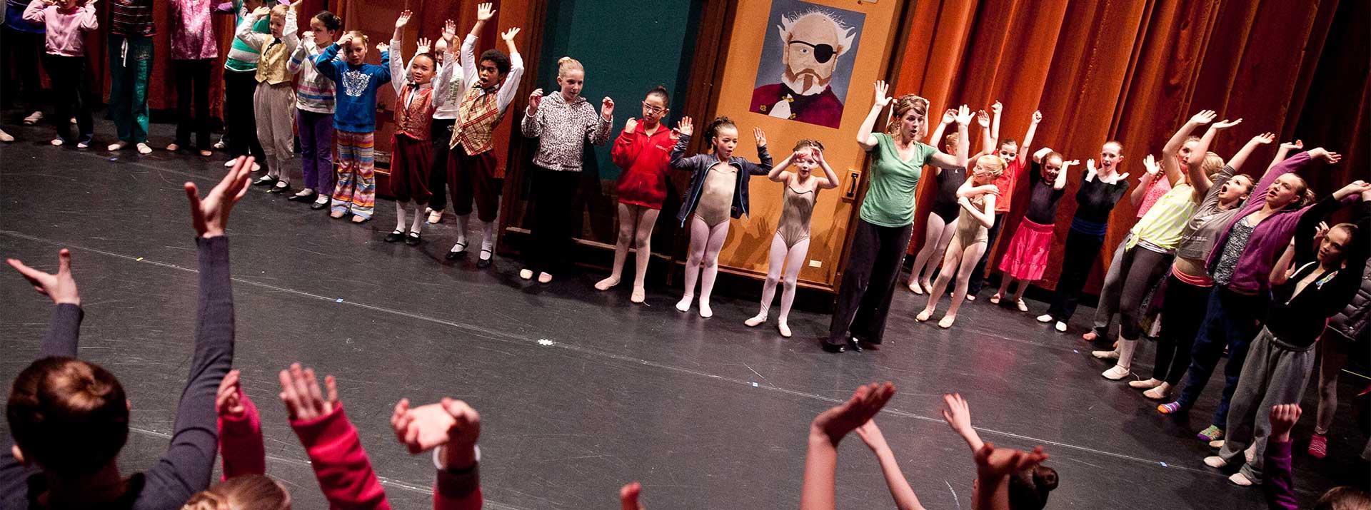 Testimonials - dancers in room